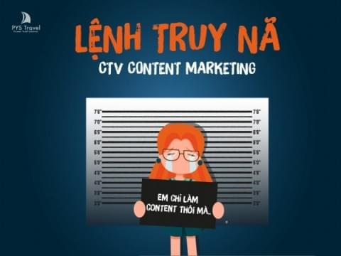 "PYS Travel ban ''lệnh truy nã"" CTV Content Marketing"