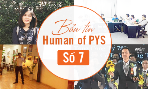 Bản tin Humans of PYS Travel số 7